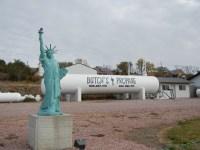 Roadside Statue of Liberty? Nebraska
