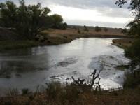 Creek in the Nebraska Countryside