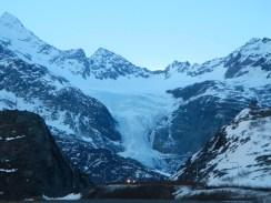 Worthington Glacier in Valdez AK