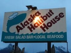 Alaska Halibut House Valdez Alaska