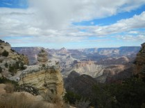 View 4 of the Grand Canyon South Rim Arizona