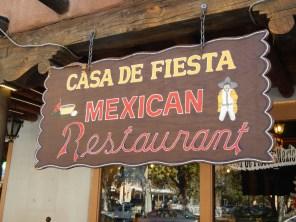 Casa De Fiesta Restaurant Old Town Albuquerque NM