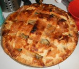 Home Made Apple Pie :-)