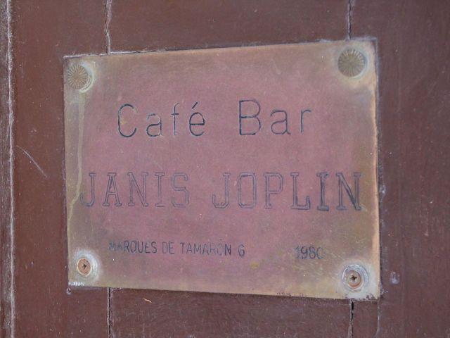 Cafe Janis Joplin