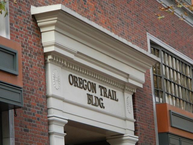 Oregon Trail Building