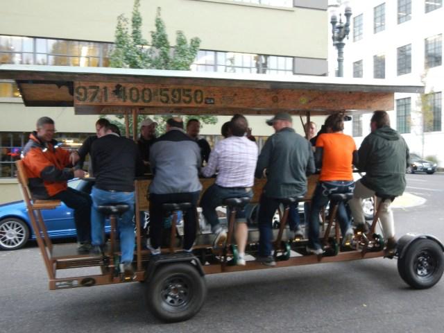 Portland Public Transportation