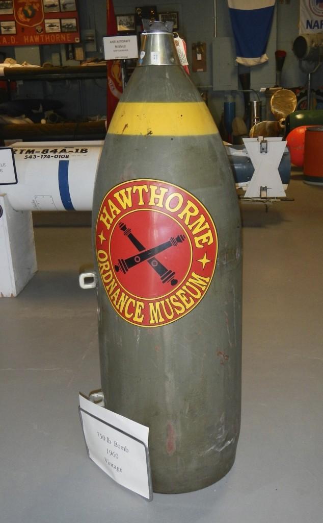 750lb Bomb