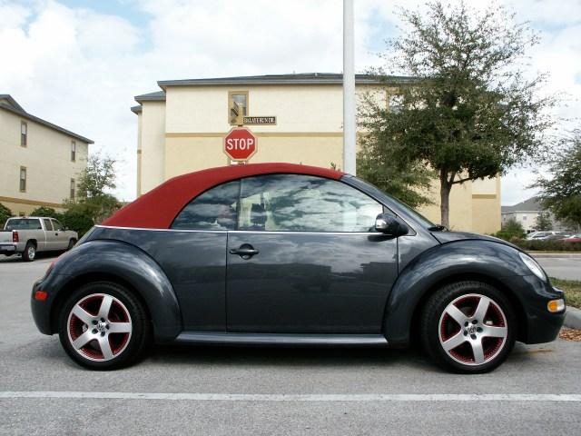 Dark Flint Beetle convertible