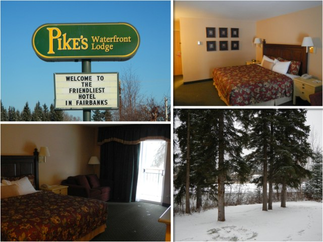 Pikes Waterfront Dog Friendly Room Collage