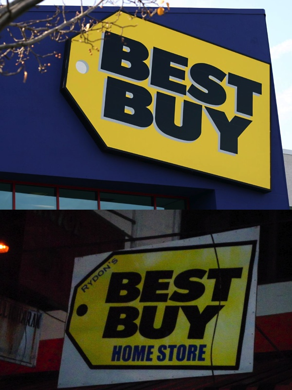 Funny International Knock Off Brand - Best Buy Logo