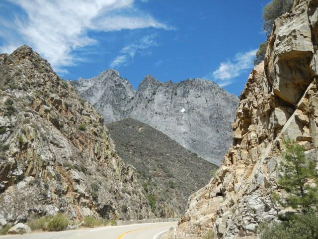 Kings Canyon Granite Walls