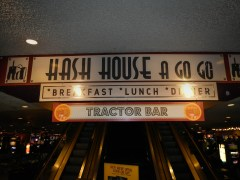 Hash House A Go Go Sign
