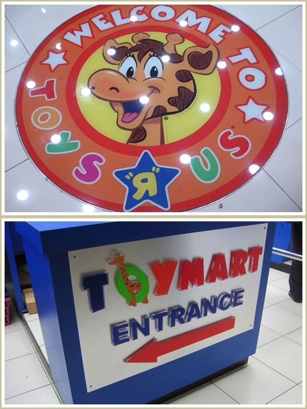 Toys-R-Us Toymart Knock Off Brand