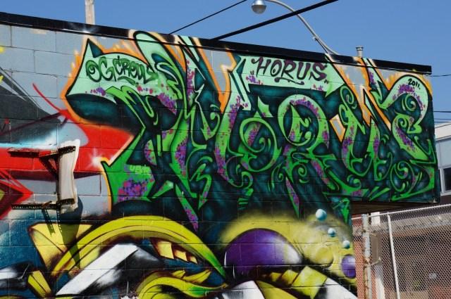 Toronto Graffiti Photo Essay1
