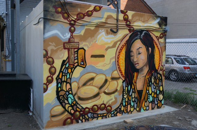 Toronto Street Art Graffiti 12