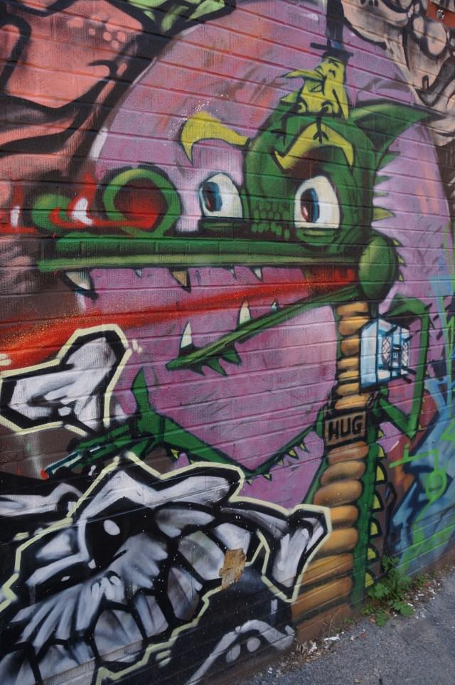 Toronto Street Art Graffiti 26