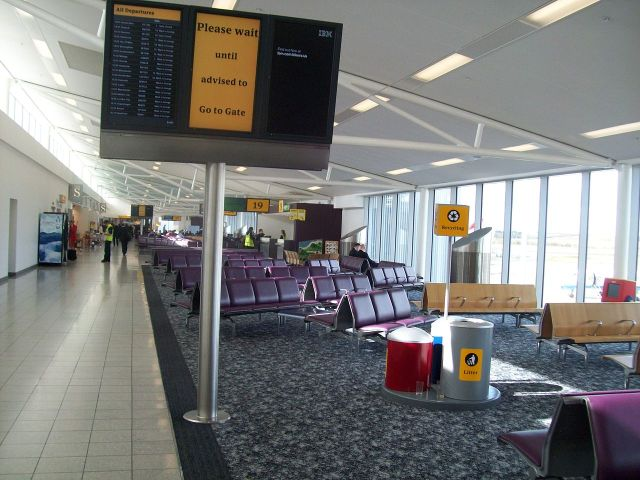 AirportWaiting