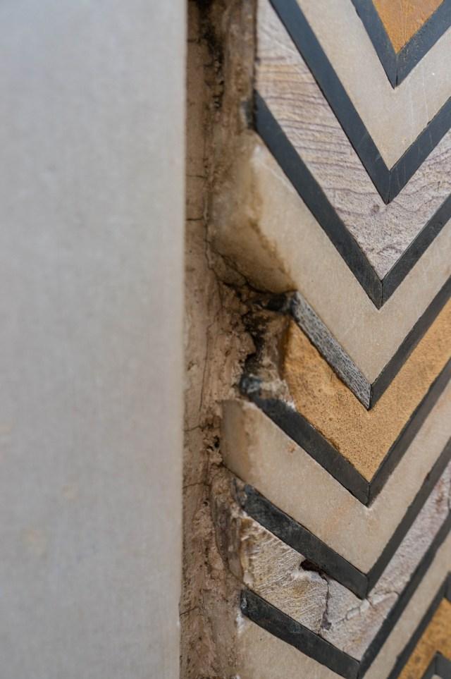 TajMajal Inlay Detail