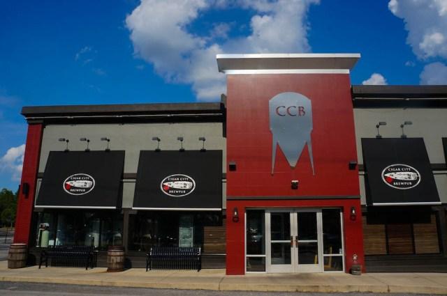 Cigar City Brew Pub