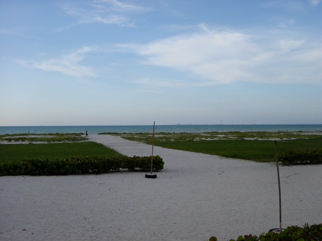 Room with a view - Progreso, Mexico
