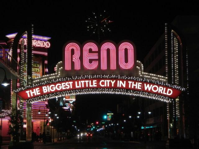 Gambling in Reno