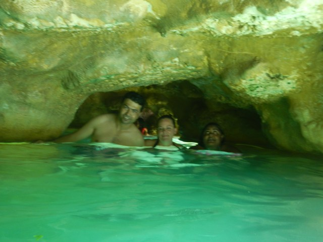 Friends at the Venetian Pool
