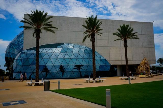 Salvador Dali Museum St. Petersburg, Fl Review