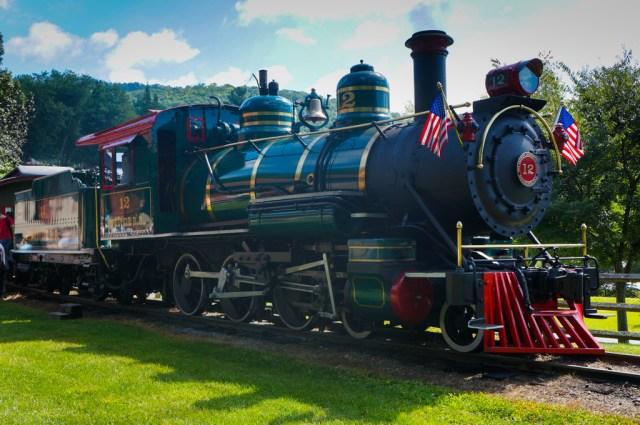 Twwetsie Railroad Engine #12
