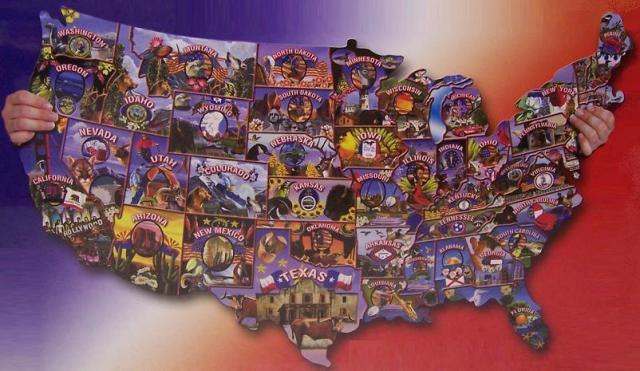 Road Trip America jigsaw puzzle 1780