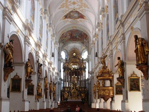 St Peter's Church Munich