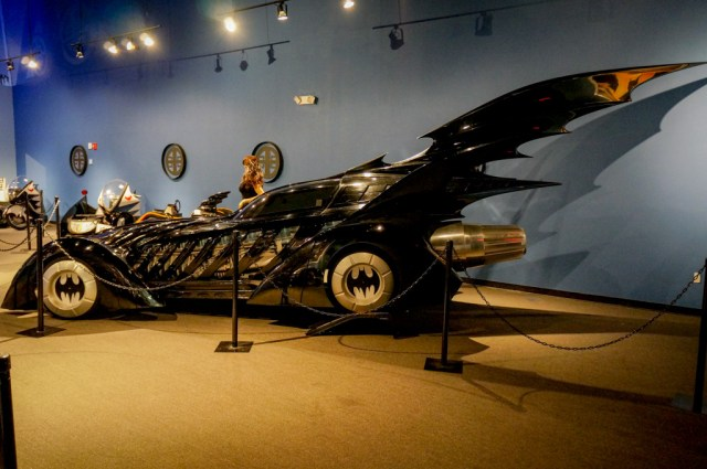 Bat Mobile Gallery at the Miami Automobile Museum
