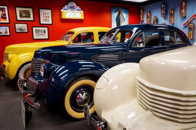 Miami Automobile Museum Dezer Collection 25-1