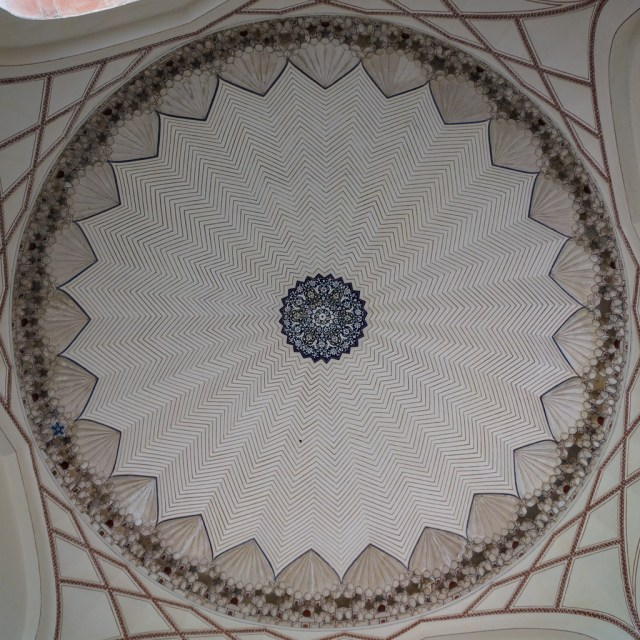 Interior Dome of Humayun's Tomb