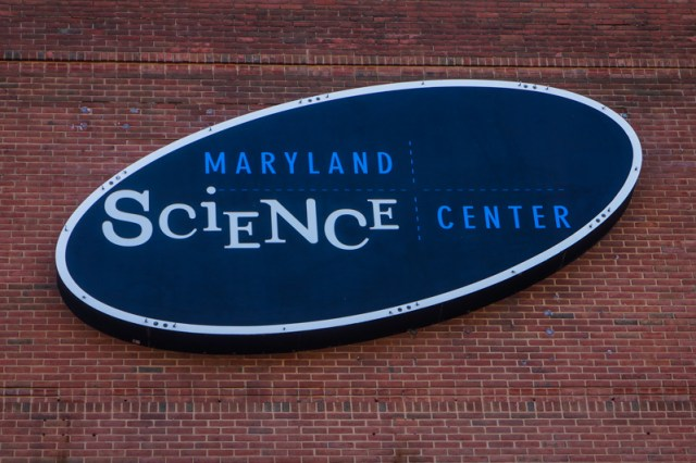 Maryland Science Center review logo
