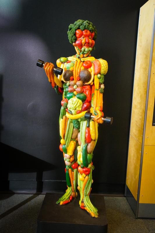 Veggie- Man
