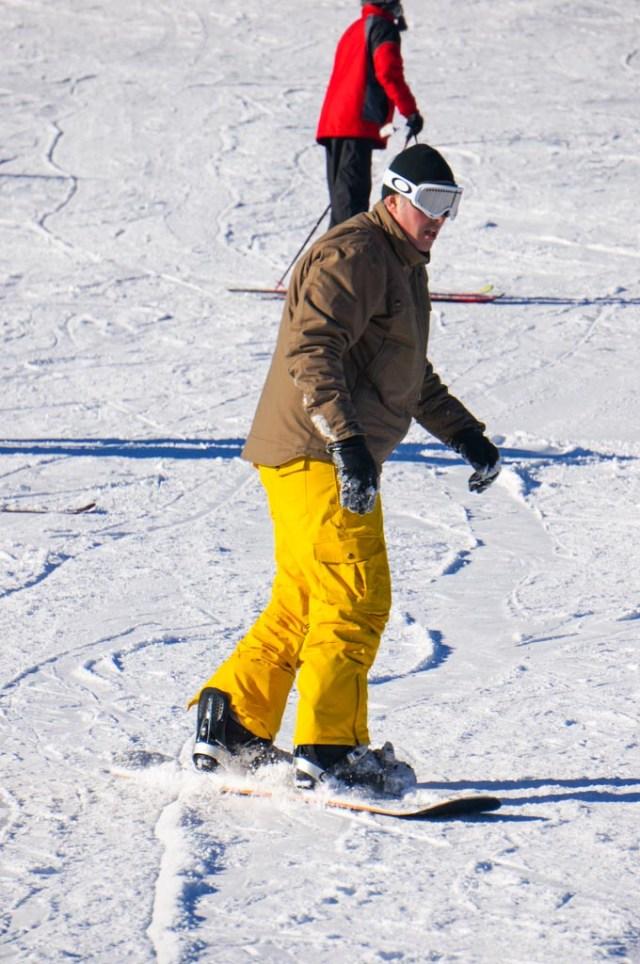 Ski Nakiska 10