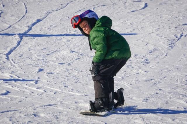 Ski Nakiska 12