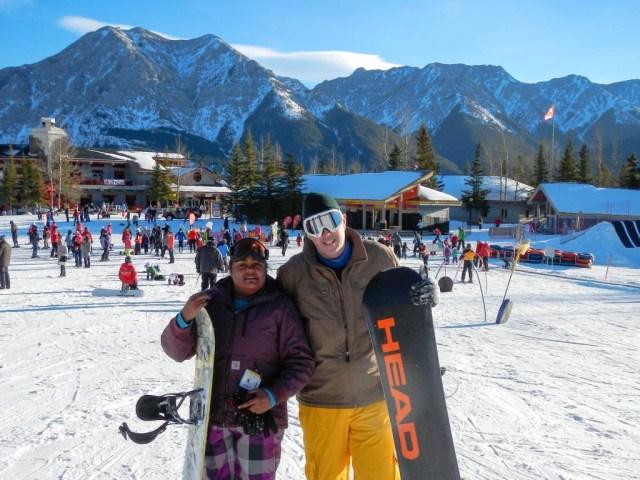Ski Nakiska 3