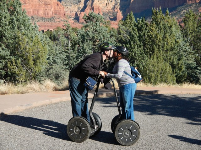 Segway Smooches