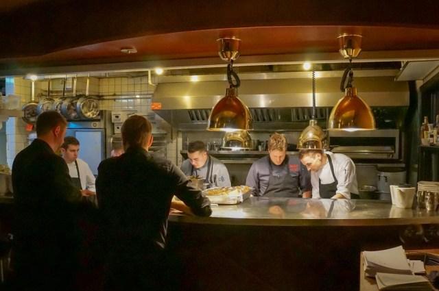 Muse Calgary Open Kitchen