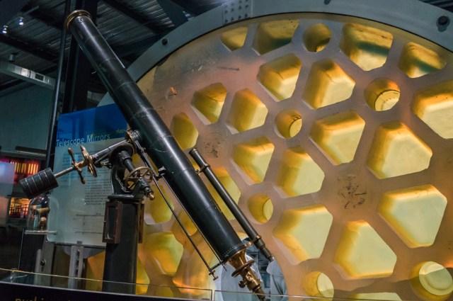 Telescope Mirror Array at CMOG