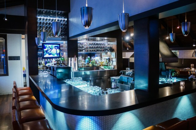 The Bar at Tango Bistro