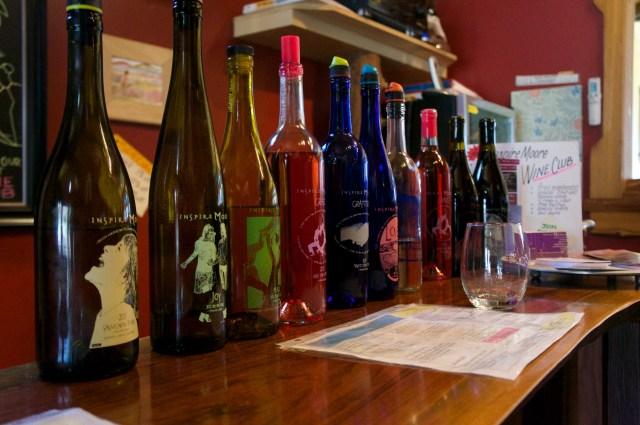 inspire moore wines