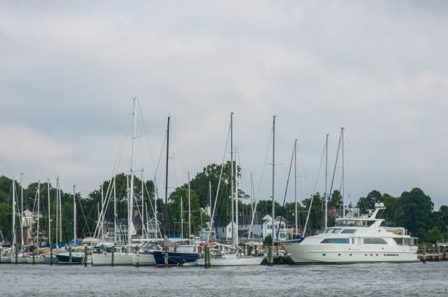 Annapolis Sailing School 074