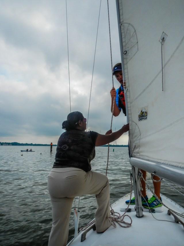 Annapolis Sailing School 079