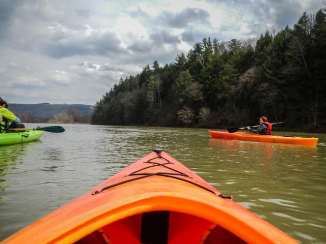 Kayaking Chemung River Elmira NY