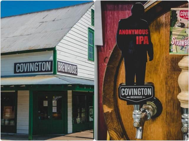 Covington Brewhouse Louisiana