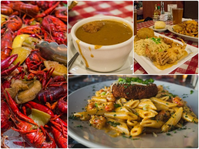 Louisiana Cuisine