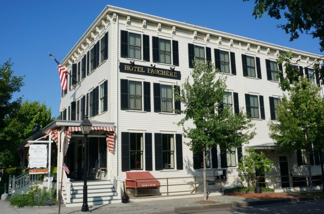 Hotel Fauchere Milford PA