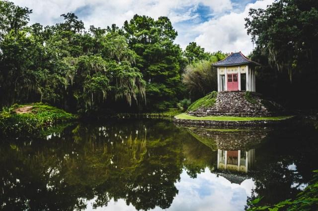 Tabasco and Jungle Island